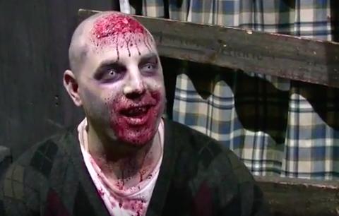 Zombie Joe Sanders