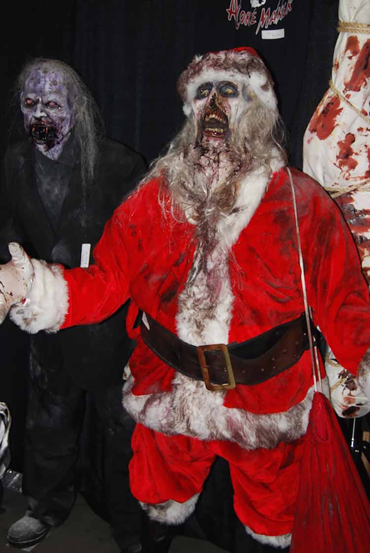 monster Santa