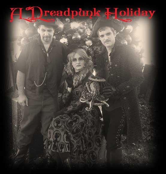 A Dreadpunk Holiday