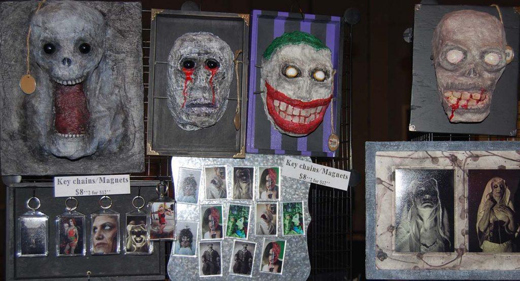 Horror crafts