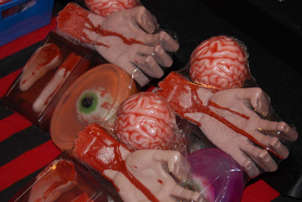 Cool horror soap