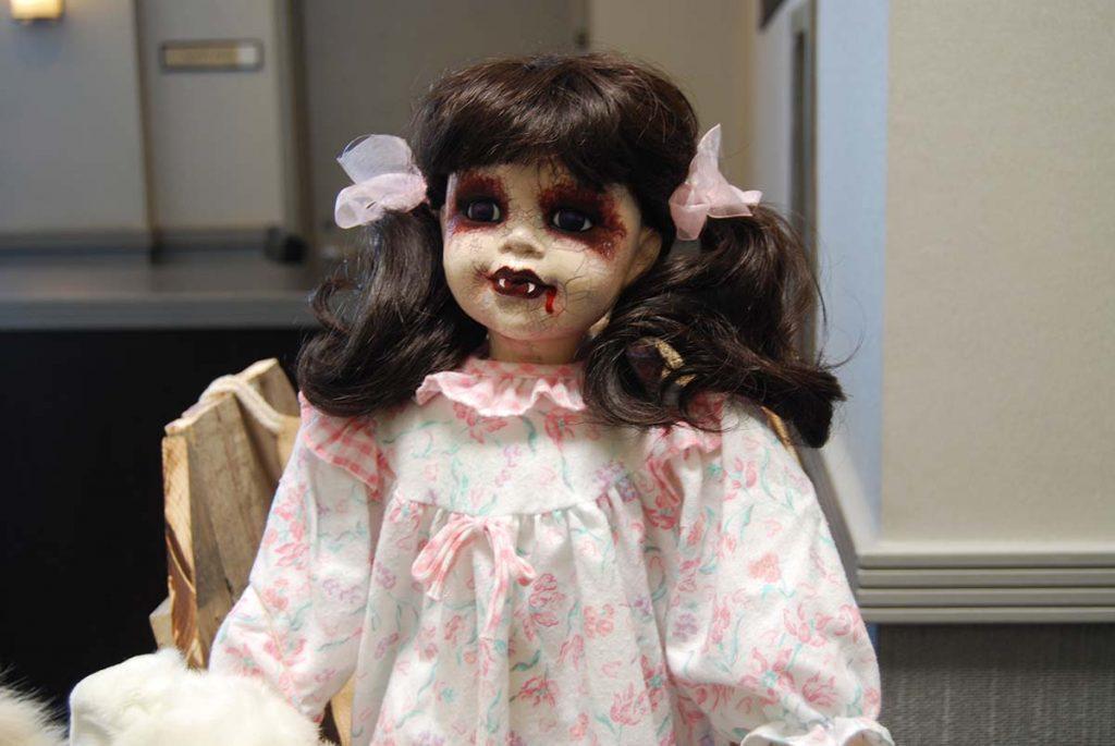 Freaky doll