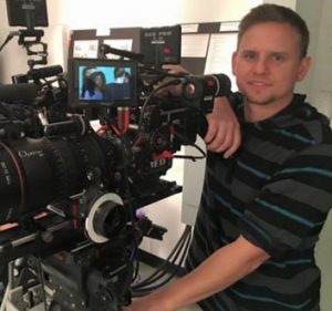 Director Kevin Stevenson