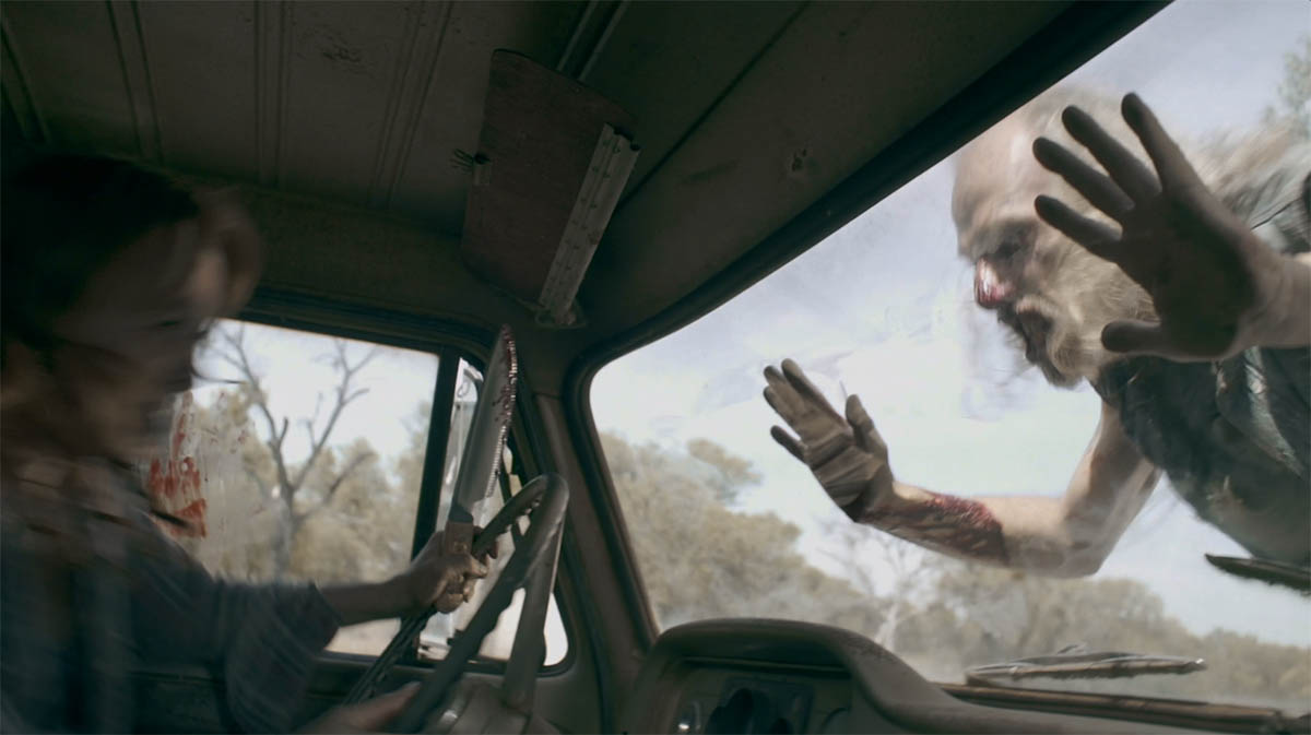 'On The Brain' zombie