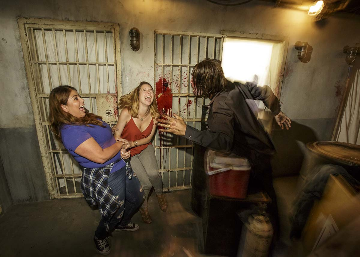 """The Walking Dead"" permanent attraction at Universal Studios Hollywood/Photo by David Sprague"