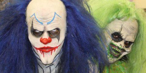 ScareLA clowns