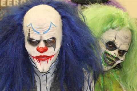 ScareLA clowns