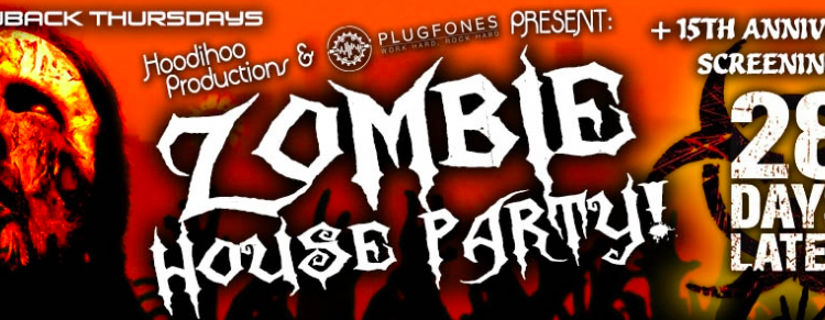 zombie house party