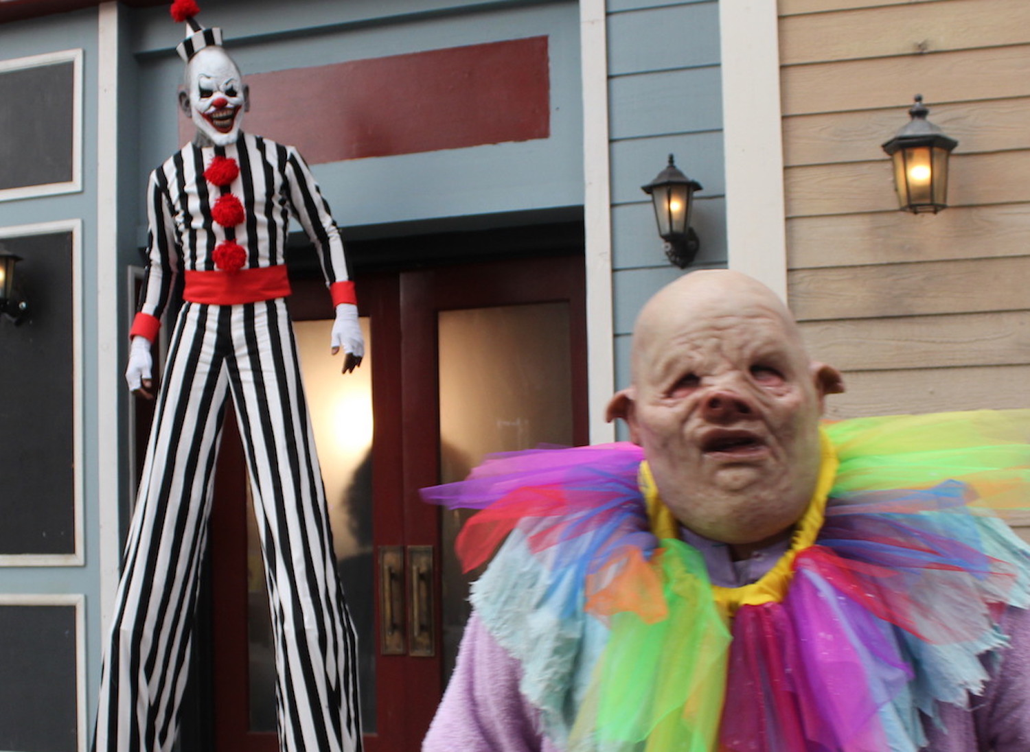 Wb Backlot Tour Halloween 2020 WB's Horror Made Here: A Night of Backlot Thrills | Halloween