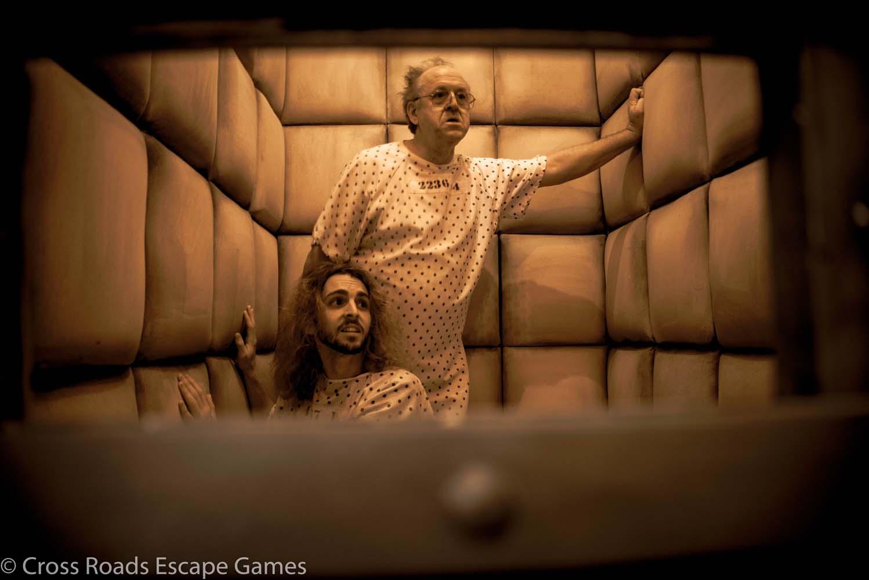 Geoff Durham and Jim Durham as Patients