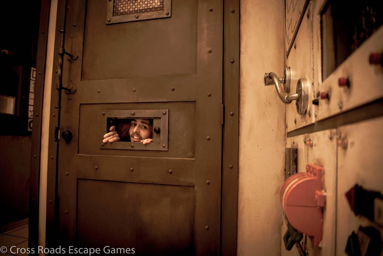 Geoff Durham as Patient