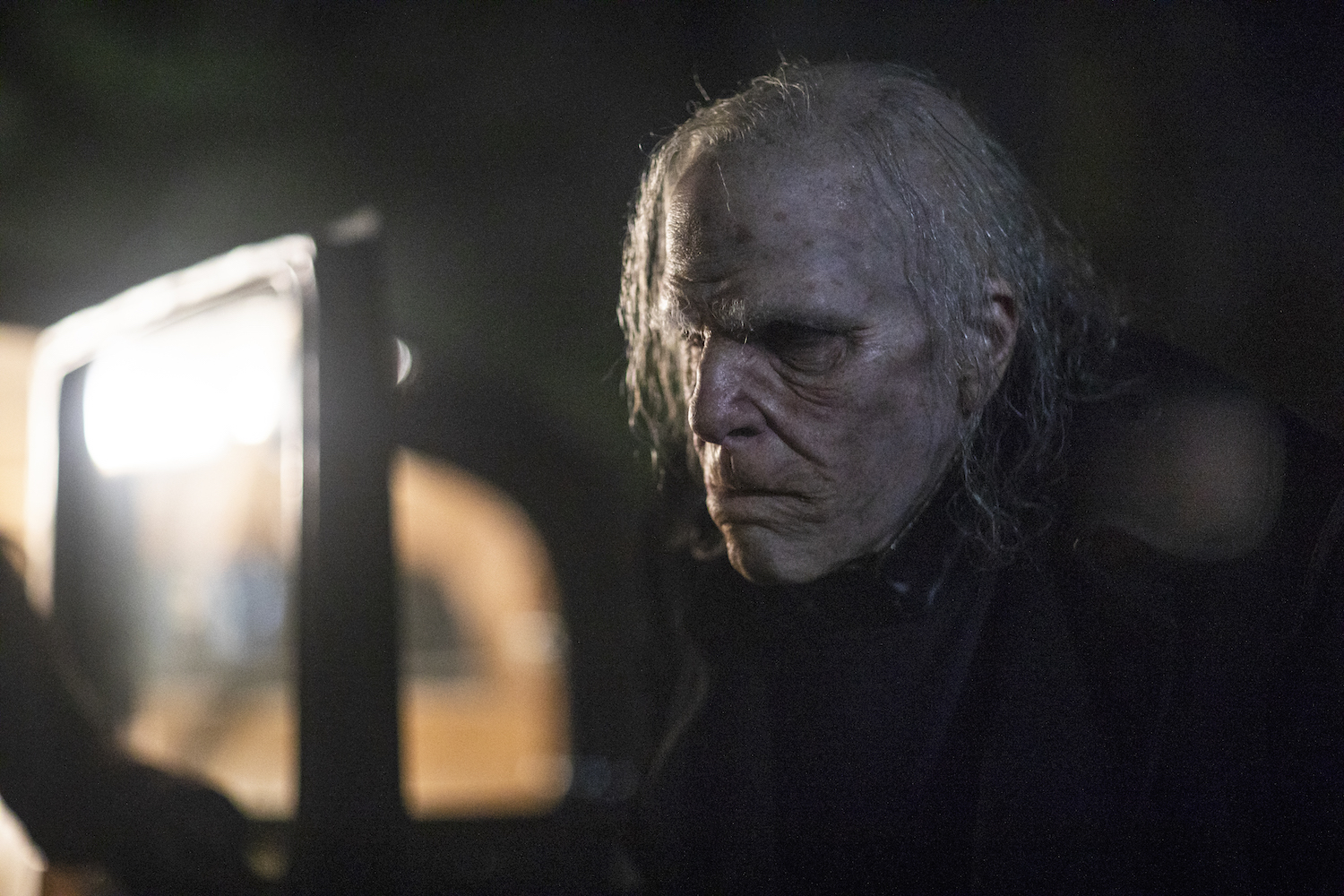 "Zachary Quinto as Charlie Manx in ""NOS4A2"""