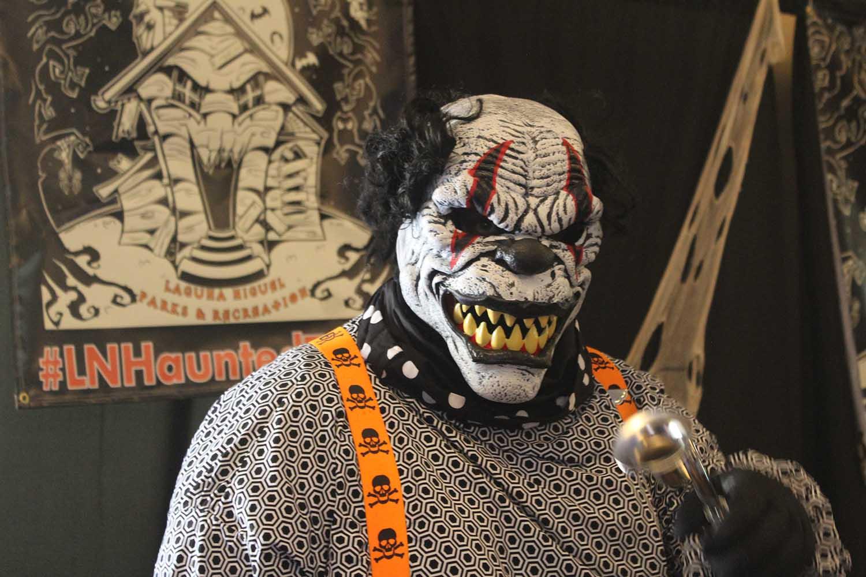 Clown monster